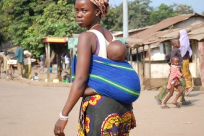Most young women in Guinea have few options beyond early motherhood and poverty.