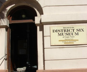 Cape Town's District Six Museum