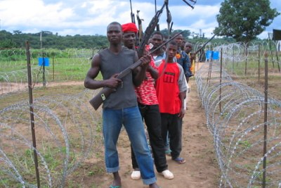 There are reports that former Liberian fighters are being recruited (file photo).