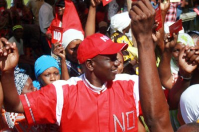 Higher Education Minister William Ruto, who is one of the Kenyan MPs accused of hate speech.