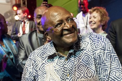 Archbishop Desmond Tutu (file photo).