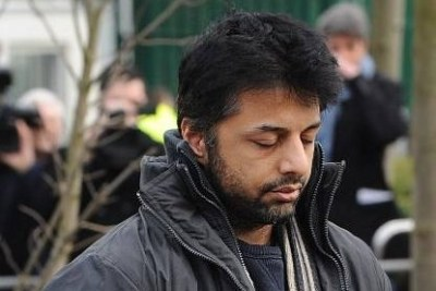 Honeymoon murder accused Shrien Dewani.