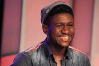 Usher Raymond's twin brother? - Anthony Akpan