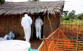DR Congo Hit By Ebola Outbreak