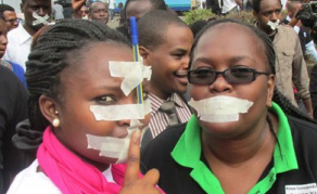 Increased Repression of Peaceful Dissent in Southern Africa?