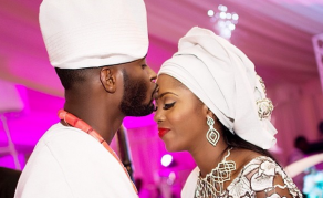 Is Nigerian Singer Tiwa Savage Getting a Divorce?