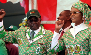 First Lady Says Robert Mugabe's Corpse Will Rule Zimbabwe