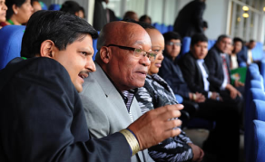 #GuptaLeaks - South African Business Family Faces Pressure