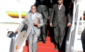 Has Zimbabwe's Mugabe Quit SADC Summit Over Health?