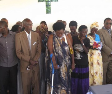 Victims of Rwandan Genocide Honoured
