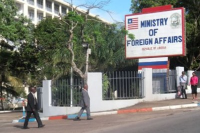 Liberia's Ministry of Foreign Affiars