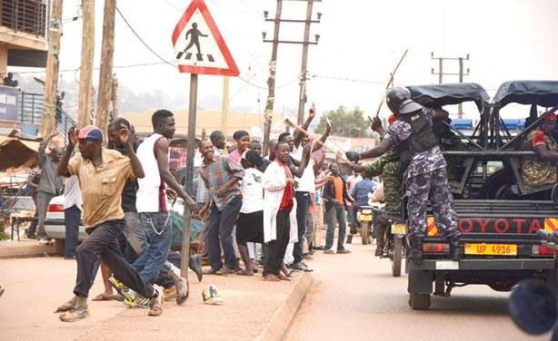 Most shocking and disturbing Uganda police Brutality