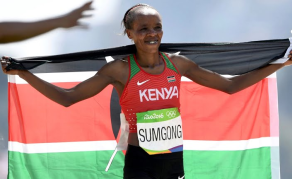 Kenya's Rio Olympic Champion Sumgong Fails IAAF Drugs Test