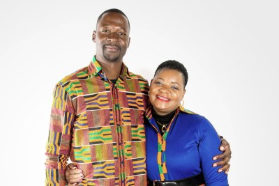 Prophet Emmanuel Makandiwa and wife Ruth.