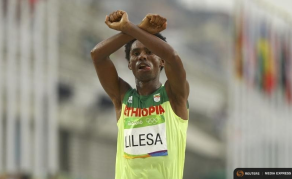 Olympian Calls on U.S. to Push for Human Rights in Ethiopia