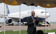 Rwanda Wants to Be East Africa's Aviation Center