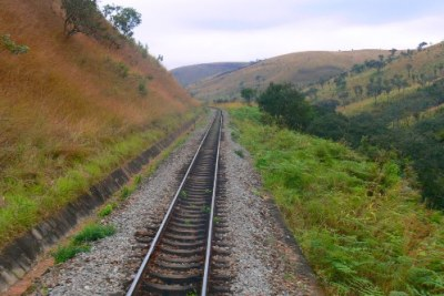 standard gauge railway line (file photo).