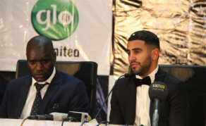 Algeria and Leicester City Winger Mahrez Crowned King of Africa