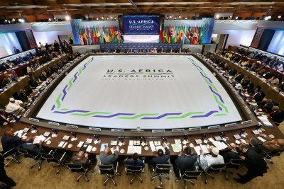 The U.S.-Africa Leaders Summit in August 2014 saw the largest gathering in Washington, DC of presidents and other top officials representing most of the continent's governments.