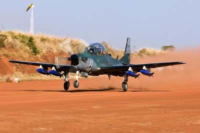 A-29 Super Tucano (file photo).