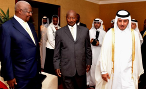 Uganda's Museveni Throws Out Officials On Qatar Trip