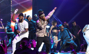 Namibian Music Awards End With a Bang