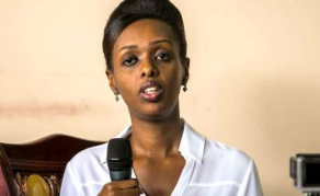 Rwandan Woman Presidential Candidate Vows to Soldier On