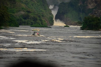 The River Nile in Uganda (file photo).