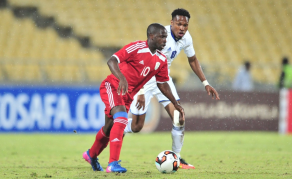 Namibia Knocked Out of Cosafa Cup