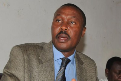 FDC party president Mugisha Muntu (file photo ).
