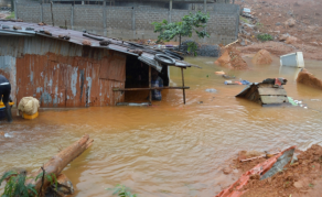 What Caused Sierra Leone's Landslides?