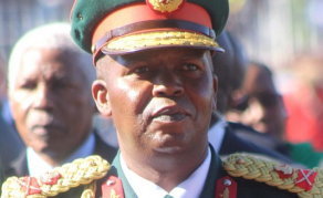 Lesotho Army Chief Dies In Office Gun Battle