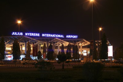 Julius Nyrere International Airport, Dar es Salaam Tanzania