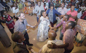 PHOTOS: Rwandan Father's Joy Finding Daughter After 23 Years