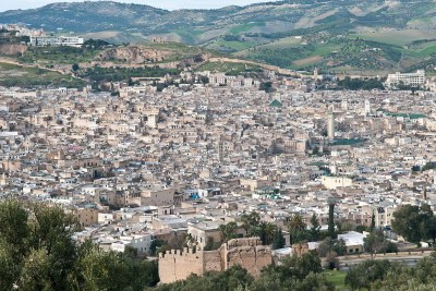 Fez, Morocco (file photo).