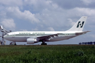 Nigeria Airways.