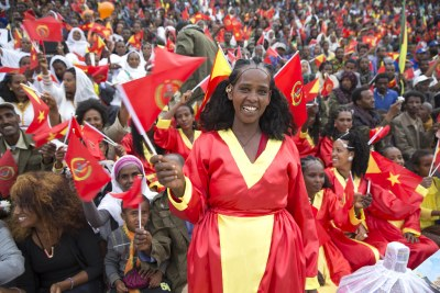 40th Anniversary of the Tigrayan People's Liberation Front (TPLF)- Mekelle (Ethiopia)
