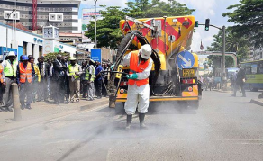Nairobi Will Be Able to Patch Potholes in 3 Minutes