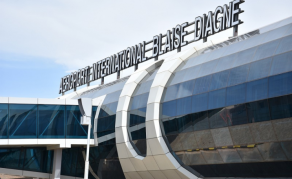 Le nouvel aéroport international Blaise-Diagne inauguré au Sénégal