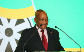 South Africa's President Zuma Prepares to Exit ANC Top Spot