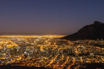 Cape Town (file photo).