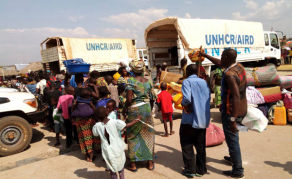 Refugees Flood into Uganda After Fresh Fighting in DRC
