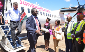 Kenyan Airline's Flights in Uganda 'Will Cut Travelling Costs'