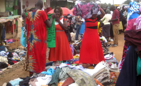 U.S. Forces East Africa to Backtrack on Second-Hand Clothing Ban