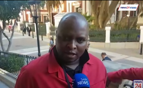 South African EFF Deputy Leader 'Sorry' for Attack on Journalist