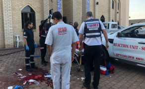 Questions After South African Mosque Attack Bomb Discovery