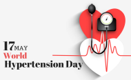 22 Out of 100 Have High Blood Pressure #WorldHypertensionDay