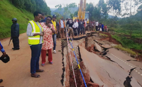 Rwandan Govt to Repair Road on Border with Uganda