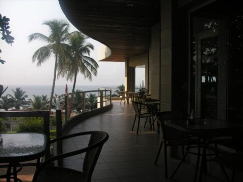 Mamba Point Hotel Restaurant