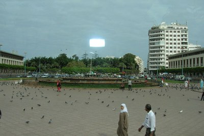 Casablanca is Morocco's largest city.